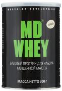 "Протеин MD ""Whey"", ванильный, 300 г"