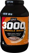 QNT 3000 Muscle Mass, Шоколад, 1,3 кг