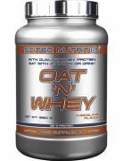 Протеин сывороточный Scitec Nutrition Oat'n Whey 1380 гр