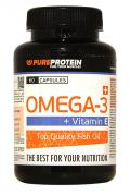 Омега 3 Vitamin E