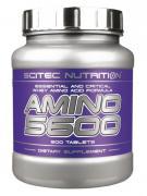 Аминокислоты в таблетках Scitec Nutrition Amino 5600 500 таб.