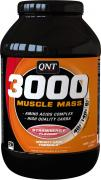 QNT 3000 Muscle Mass, Клубника, 1,3 кг