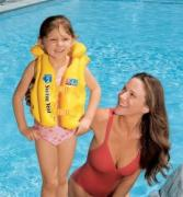 Надувной жилет Intex DeLuxe Swim Vest (58660)