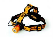 Фонарь налобный AceCamp 1W LED Headlamp with Back Light