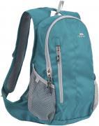 Рюкзак городской Trespass Tres, цвет: бирюзовый, серый, 13 л
