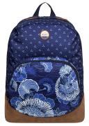 Рюкзак городской жен Roxy Fairness, цвет: синий, коричневый, 16 л