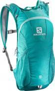 Рюкзак спортивный Salomon TRAIL 10, цвет: бирюзовый. L37997900