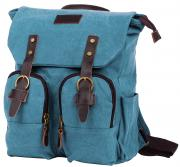 """Рюкзак городской мужской Polar """"Adventure"""", цвет: синий, 12 л...."""