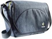 Уличная сумка Deuter Shoulder Bags Carry Out Dresscode-black (серый с...