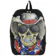 """Рюкзак городской Mojo Pax """"Cowboy Skull"""", 20 л"""