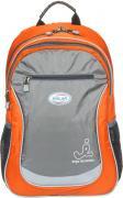 Рюкзак детский городской Polar, 17,5 л, цвет: оранжевый. П0087-02