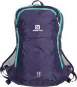 """Рюкзак спортивный Salomon """"Origins 18"""", цвет: темно-фиолетовый, серый,..."""