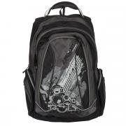 Рюкзак школьный Steiner, цвет: серый, черный. Steiner