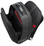 """Рюкзак для ноутбука """"Samsonite"""", цвет: черный, 26,5 л, 38 х 19 х 48 см"""