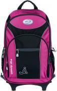Рюкзак детский городской Polar, 21,5 л, цвет: розовый. П382-04