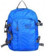 Рюкзак городской Jack Wolfskin Berkeley s, цвет: голубой, 23 л....
