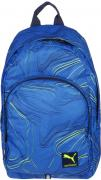 """Рюкзак городской Puma """"Academy Backpack"""", цвет: синий. 07298835"""