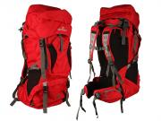 Рюкзак WoodLand Travel 75 Red-Grey-Light Grey