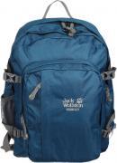 Рюкзак городской Jack Wolfskin Berkeley, цвет: голубой, 30 л....