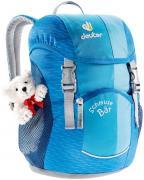 Рюкзак городской Deuter Schmusebar Turquoise, цвет: голубой, 8 л....