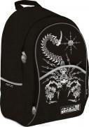 """Рюкзак школьный Kinderline """"Scorpion Bay"""", цвет: черный, белый"""
