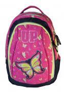 Рюкзак женский UFO people, цвет: розовый. 21 л. 10701
