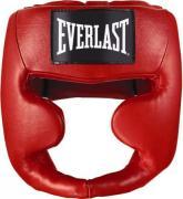 Боксерский шлем, тренировочный Martial Arts 7620, Красный