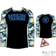 Детский рашгард Hardcore Training Camo 2.0 Hardcore Training