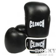 Clinch Gear Перчатки боксерские Clinch Leather, 10 OZ Clinch Gear
