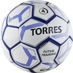Мяч футзальный Torres Futsal Training, (арт. F30104), размер 4, цвет:...