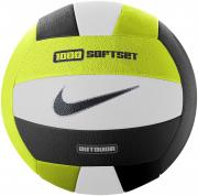 """Мяч волейбольный """"Nike"""", для игры на открытых площадках, цвет: желтый,..."""