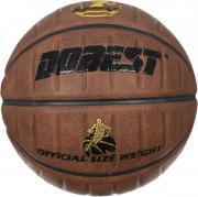 """Мяч баскетбольный """"Dobest"""", цвет: коричневый. Размер 7"""