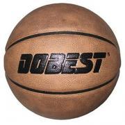 Мяч для баскетбола Dobest PK300 р.7 синт. кожа, коричн. (PK300)