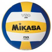Волейбол: Мяч волейбольный MIKASA тренировочный MV5PC (или аналог).
