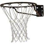 Кольцо баскетбольное DFC RIM BLACK, 45 см