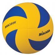 Волейбол: Мяч волейбольный MIKASA MVA380K.