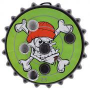"""Дартс магнитный Русские Подарки """"Метание пивных пробок"""", размер: 25x25..."""