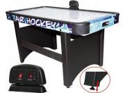 """DFC Игровой стол - аэрохоккей """"Blue Ice"""" (синий), 5ф [GS-AT-5028]"""