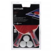 """Набор для настольного тенниса Kettler """"Champ"""", 5 предметов"""
