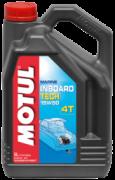 Моторное масло MOTUL Inboard Tech 4T, 15W-50, 5л, 101743