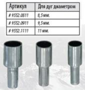 Наконечник Alexika для дюраполовых дуг STEEL TIPS DUR 1,3