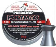 Пульки JSB Predator Polymag 150 шт, 1,69 г, кал. 6.35