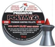 Пульки JSB Predator Polymag 200 шт, 1,04 г, кал. 5.5