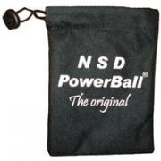 Мешочек для кистевого тренажера Powerball. Цвет: черный
