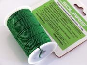 "Шнур полиамидный ""Solaris"" на катушке, 1,2 мм х 70 м, цвет: зеленый"
