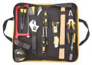 Набор инструментов FIT 65132 (19 шт., матерчатый чехол)