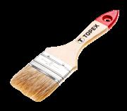Кисть плоская Topex 20b941