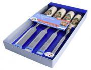 - Набор стамесок в картонной упаковке KIRSCHEN, 4 шт. 10, 16, 20, 26...