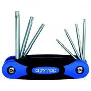 HE-50813486280 HEYTEC Набор ключей TORX 7 шт. в корпусе-ручке