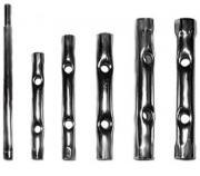 Набор трубчатых ключей FIT, 10 шт